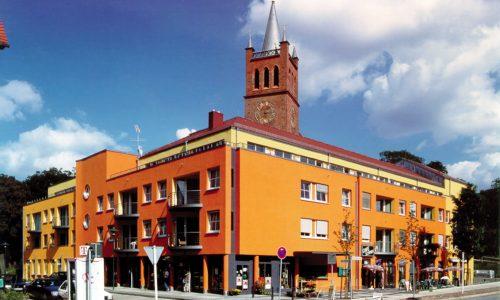Müncheberg – Altenpflegeheim