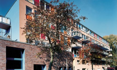 Generationenwohnen Gravelottestraße