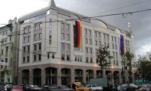 Berlin-Haus in Moskau