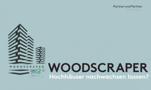 Holzhochhäuser in Wolfsburg