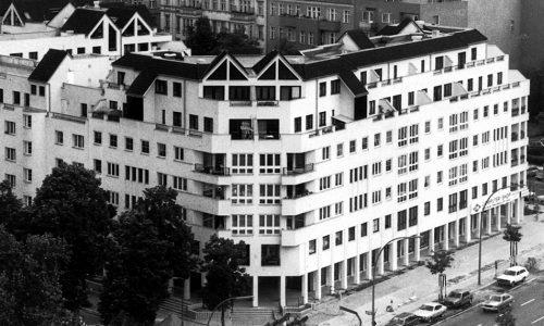 Durlacher Straße – Wohnen am Volkspark