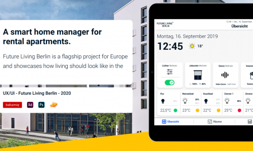 Future Living® Berlin -Wohnungsmanager