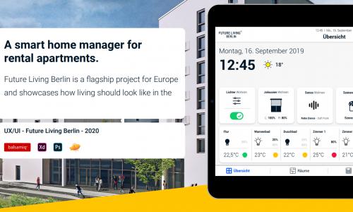 Future Living® Berlin -Wohnungsmanager